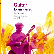 ABRSM Guitar Exam Pieces 2019