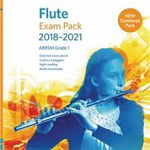 Flute Exam Pack 2018–2021, ABRSM