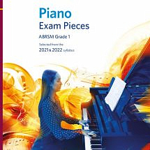 ABRSM: Piano Exam Pieces 2021 & 2022-Book Only