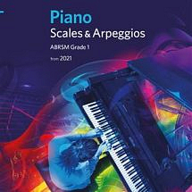 ABRSM Piano Scales & Arpeggios from 2021