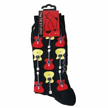 Acoustic Guitar Socks, Adult size 6-11