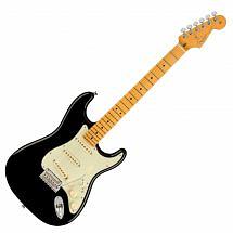 Fender American Professional II Stratocaster MN, Black