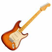 Fender American Professional II Stratocaster MN, Sienna Sunburst