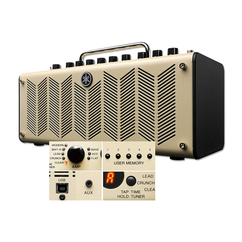 Yamaha thr10 guitar amp combo music world for Yamaha guitar amplifier thr10