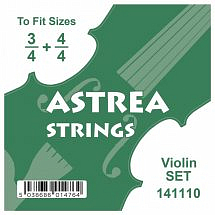 Astrea Violin String Set (3/4 – 4/4)