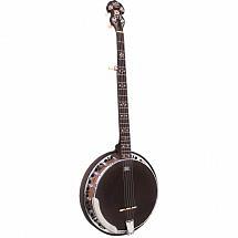 Barnes & Mullins BJ400 Rathbone 5 String Banjo