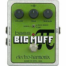 Electro Harmonix Bass Big Muff Pi Bass Pedal