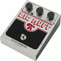 Electro-Harmonix Big Muff Pi Distortion Guitar Effect Pedal