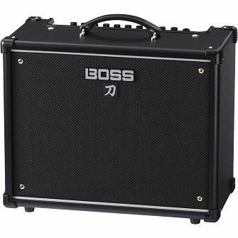 boss katana ktn50 electric guitar amp combo music world. Black Bedroom Furniture Sets. Home Design Ideas