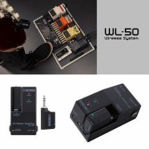 Boss WL-50 Compact Wireless Guitar System