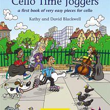 Cello Time Joggers