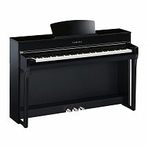 Yamaha CLP 735 Digital Piano, Polished Ebony