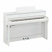 Yamaha CLP 775 Digital Piano, Satin White
