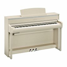 Yamaha CLP 745 Digital Piano, White Ash