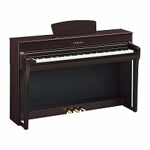 Yamaha CLP 735 Digital Piano, Rosewood