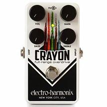 Electro Harmonix Crayon 69 – Full Range Overdrive