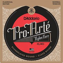 D'Addario 'Pro Arte' Classical Strings (Normal Tension)