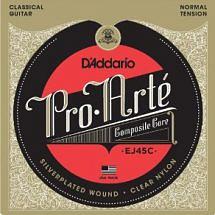 D'Addario 'Pro Arte Composites' Classical Strings (Normal Tension)