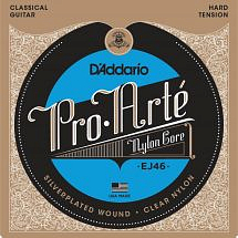 D'Addario 'Pro Arte' Classical Strings (Hard Tension)