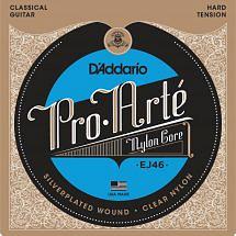 D'Addario 'Pro Arte' Classical Strings (Hard Tension)