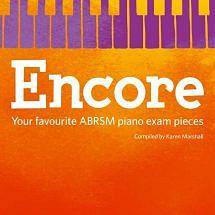 Encore Book 1, Grades 1 & 2: Your favourite ABRSM piano exam pieces