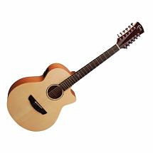 Faith FKV12 12 String Electro Acoustic Guitar