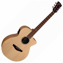 Faith FKV 'Naked Series' Venus Electro Acoustic Guitar