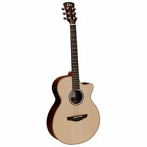 Faith FVHG Venus Hi-Gloss Electro Acoustic Guitar