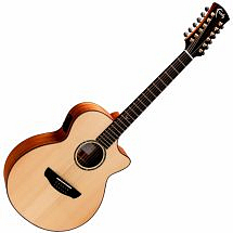 Faith FV12TB 12 String Electro Acoustic Guitar
