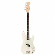 Fender American Professional P Bass Rosewood Olympic White