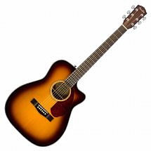 Fender CC140SCE (2017) Electro Acoustic Concert Sized Guitar Sunburst with Hard Case