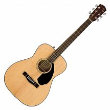 Fender CC60S Concert Sized Acoustic Guitar Natural