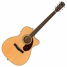 Fender Paramount PM-3 Standard Triple-0 Electro Acoustic, Natural