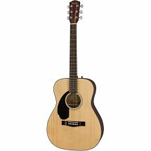 Fender CC60S Left Handed Acoustic Guitar