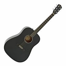 Fender CD-60-V3 Acoustic Guitar, Black