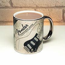Paladone Fender Chrome Mug