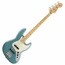 Fender Player Jazz Bass with Maple Fretboard in Tidepool