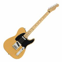 Fender Player Telecaster with Maple Fretboard in Butterscotch Blonde