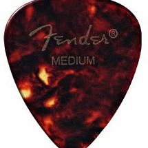 Fender 351 Shape Premium Pick  Tortoiseshell  Medium
