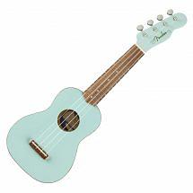 Fender Venice Soprano Ukulele in Daphne Blue