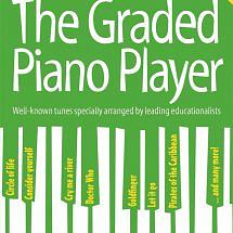 The Graded Piano Player Book 3 Grades 3-5