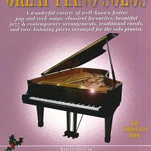 Great Piano Solos – Christmas Book