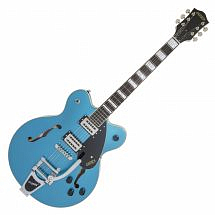 Gretsch G2622T Streamliner Center Block with Bigsby in Riviera Blue