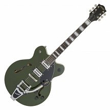 Gretsch G2622T Streamliner Center Block with Bigsby in Torino Green