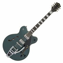 Gretsch G2622T Streamliner Center Block with Bigsby in Gunmetal