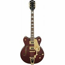 Gretsch G5422TG Electromatic Hollow Body with Bigsby with Gold Hardware-Walnut Stain