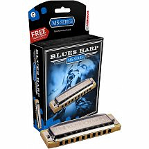Hohner Blues Harp (All Keys Available)