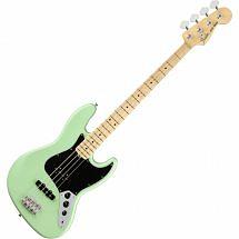 Fender American Performer Jazz Bass, Satin Surf Green