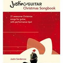 Justin Guitar Christmas Songbook