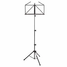 Kinsman Deluxe Music Stand And Bag-Black